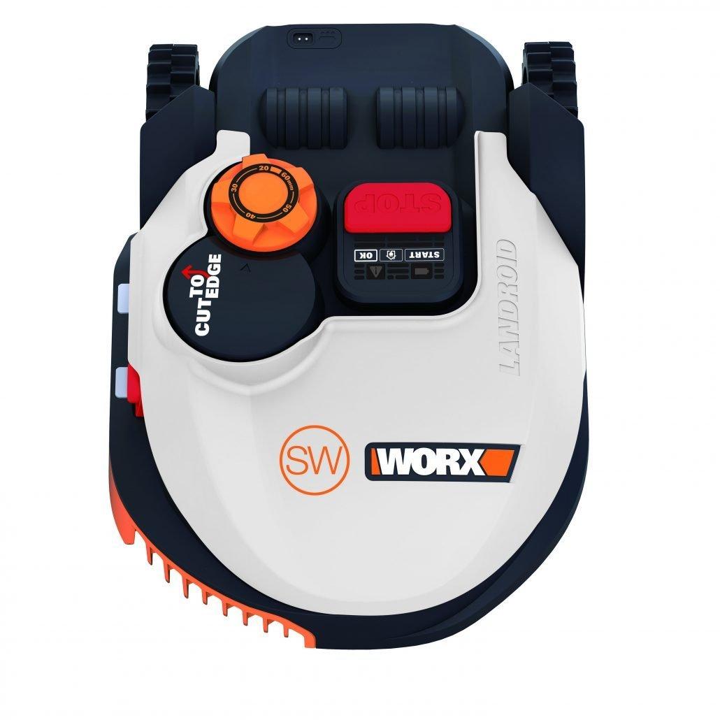 Dkb App Mobile Für Cashback: Worx Landroid S450i Mähroboter, White, WR106SI • Worx
