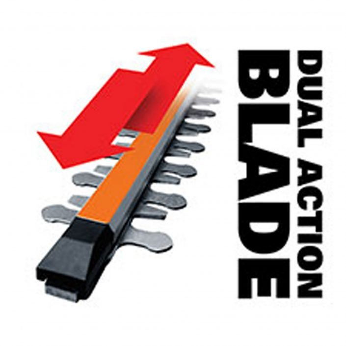 Worx Dual Action Blade