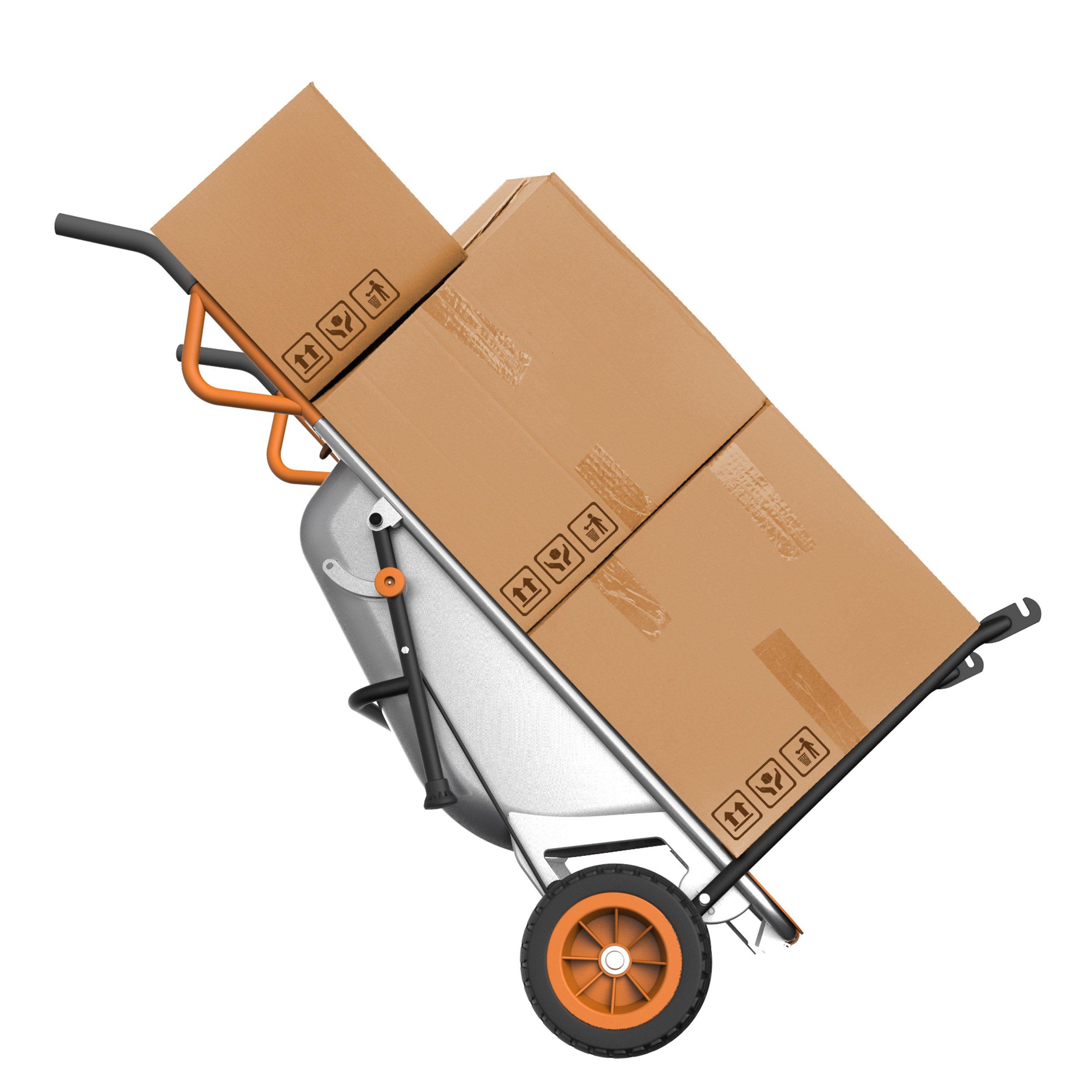Worx Multi Function Wheelbarrow Aerocart
