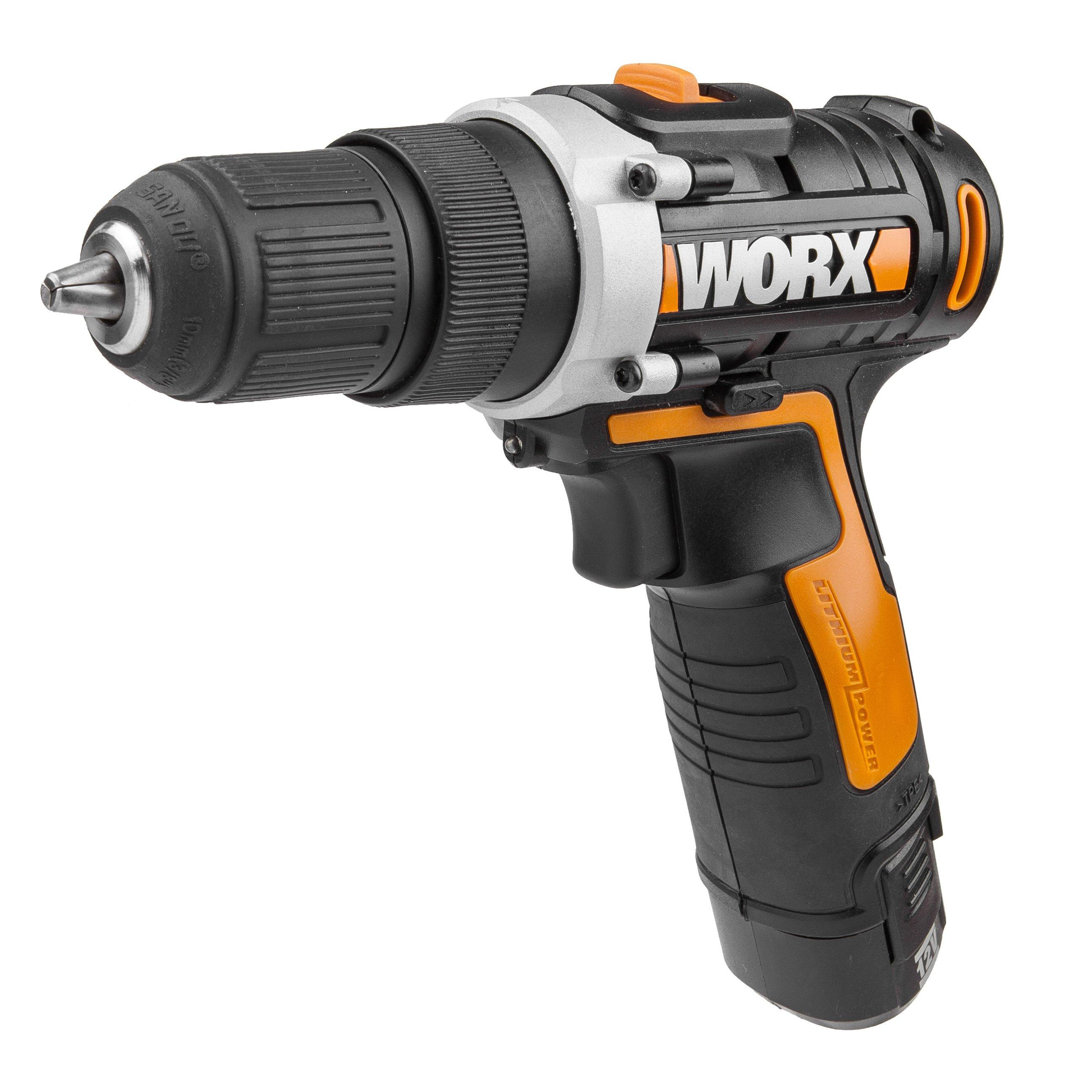 Worx WX128 12 V Akku-Bohrschrauber